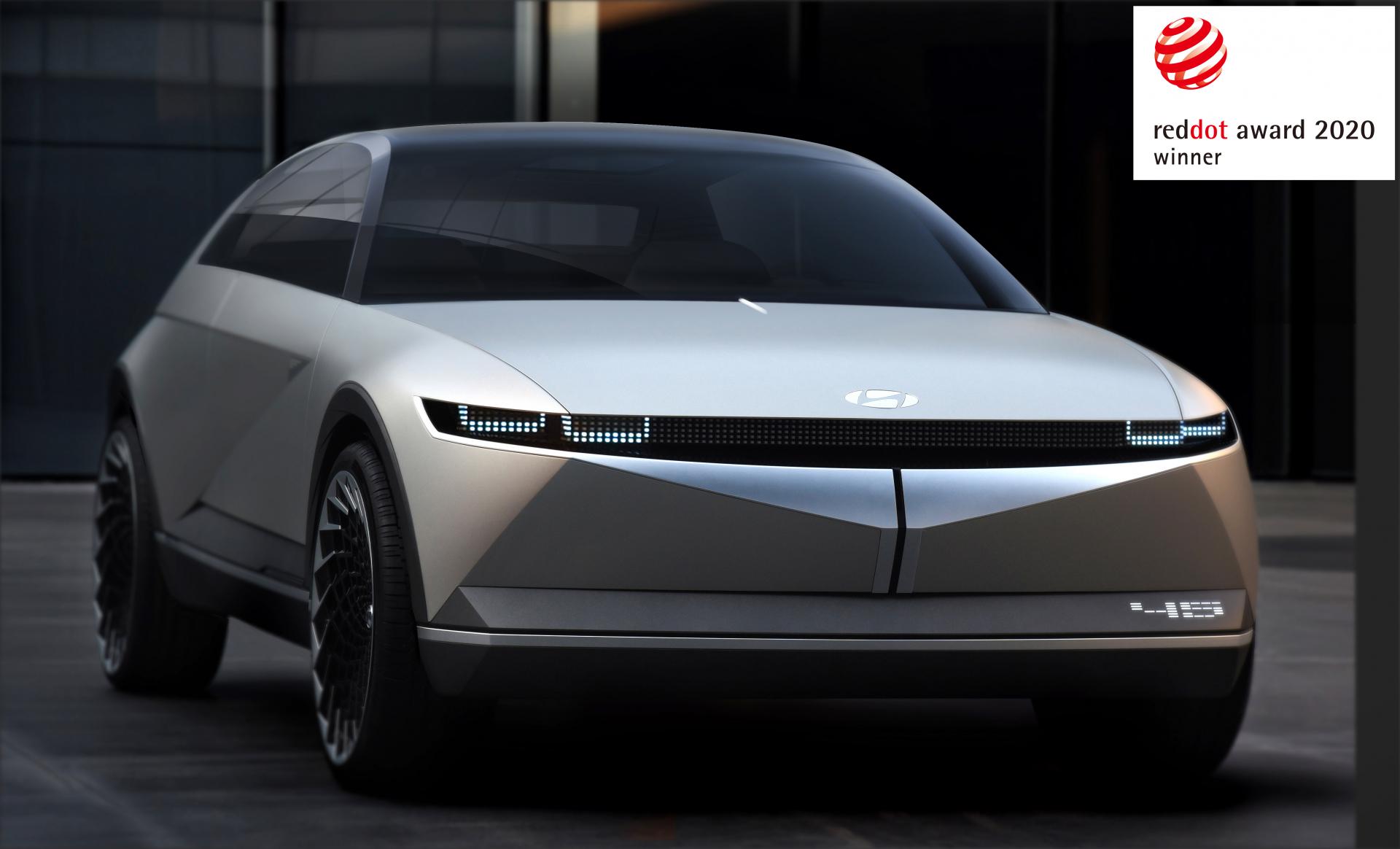 Компанія Hyundai Motor отримала три нагороди Red Dot Award 2020 за концептуальний дизайн | Богдан-Авто Черкаси - фото 9