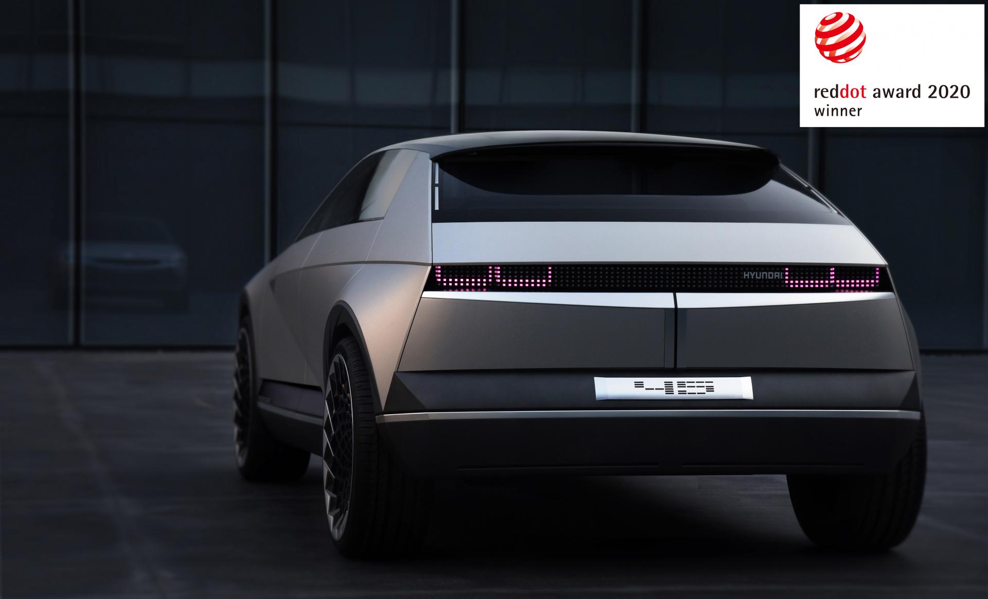 Компанія Hyundai Motor отримала три нагороди Red Dot Award 2020 за концептуальний дизайн | Богдан-Авто Черкаси - фото 10