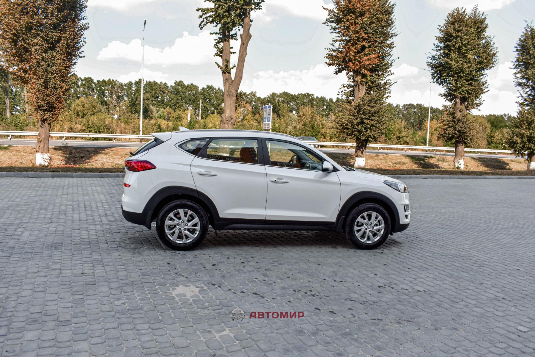 Вигідні ціни на всі комплектації Hyundai Tucson   Хюндай Мотор Україна - фото 21
