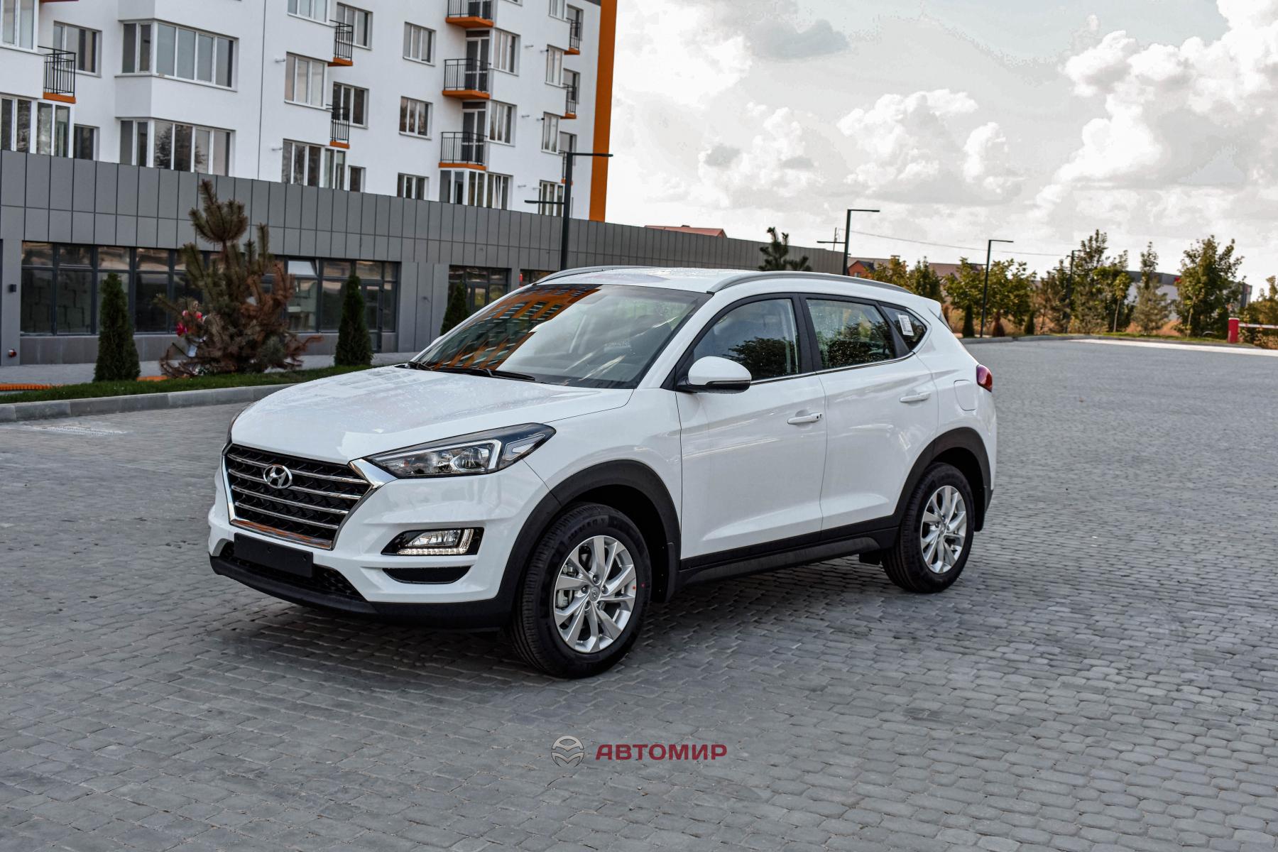Вигідні ціни на всі комплектації Hyundai Tucson   Хюндай Мотор Україна - фото 19
