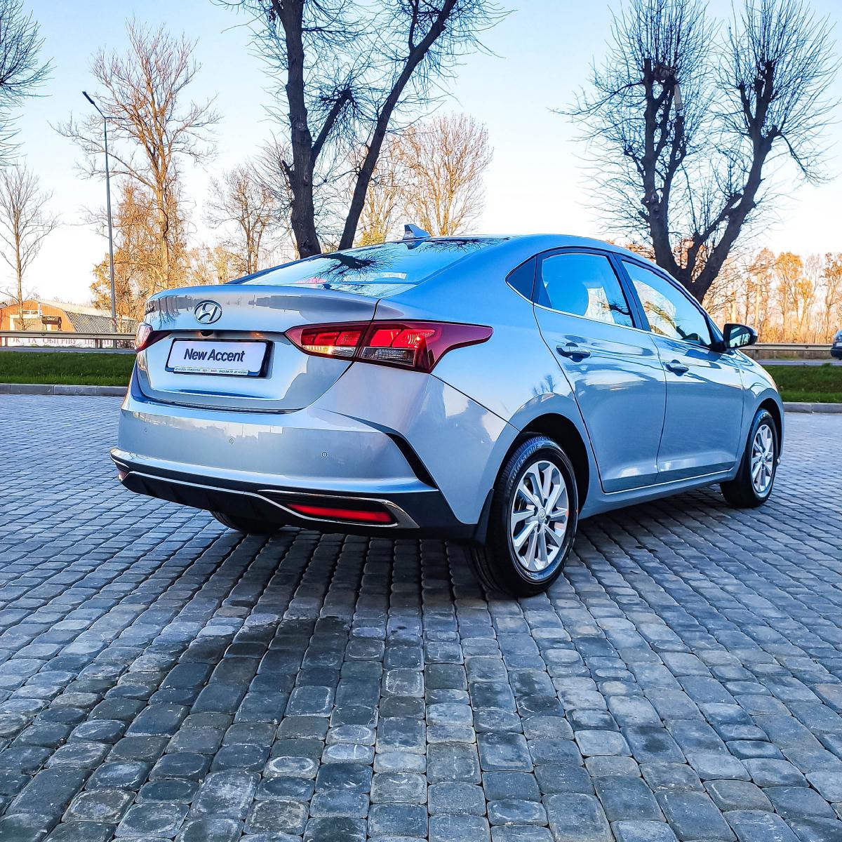 Новий Hyundai Accent вже в автосалоні! | Хюндай Мотор Україна - фото 11