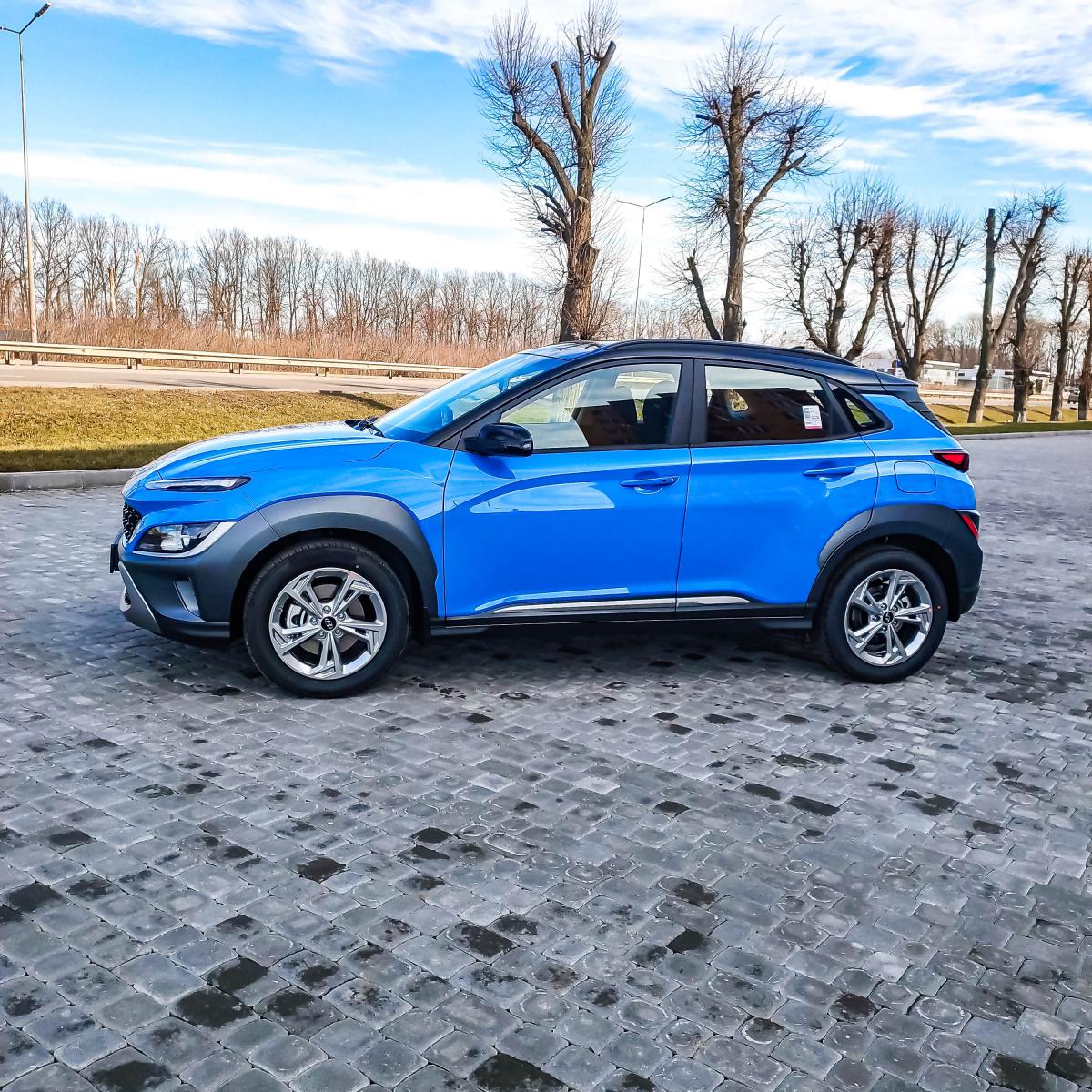 Надзвичайний автомобіль з незвичайним кольором! | Хюндай Мотор Україна - фото 15