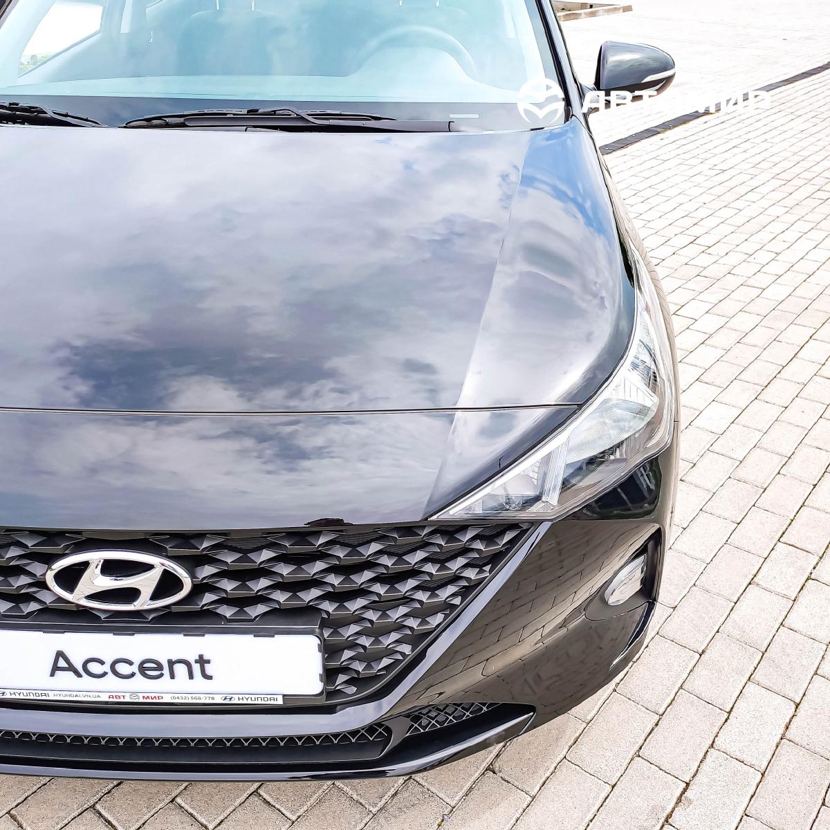 Hyundai стильний Accent вже в автосалоні!   Хюндай Мотор Україна - фото 10