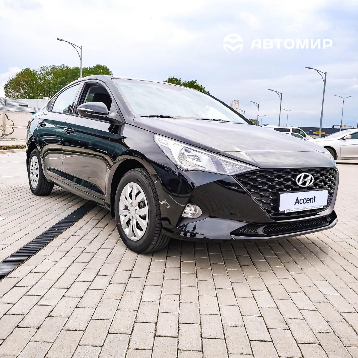 Hyundai стильний Accent вже в автосалоні!   Хюндай Мотор Україна - фото 11