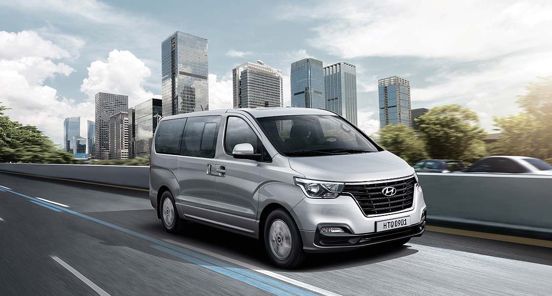 Hyundai New H-1 | Галерея, фото | Хюндай Мотор Україна - фото 7