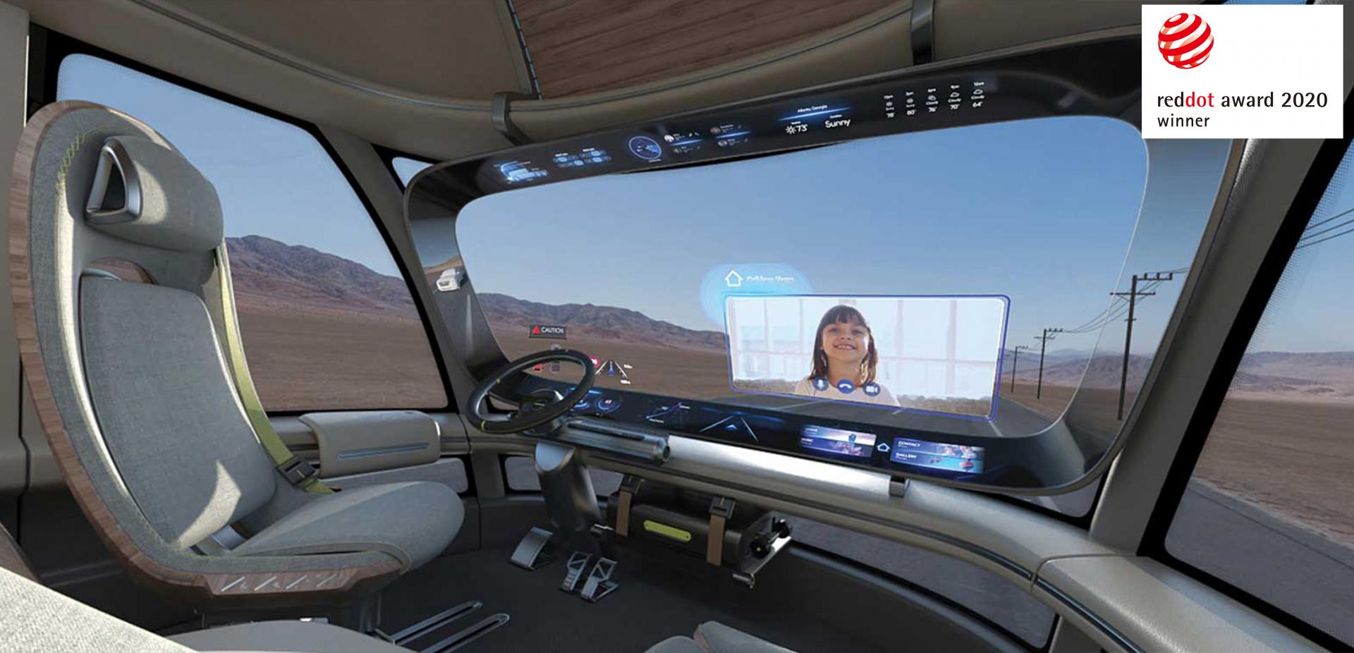 Компанія Hyundai Motor отримала три нагороди Red Dot Award 2020 за концептуальний дизайн | Богдан-Авто Черкаси - фото 12