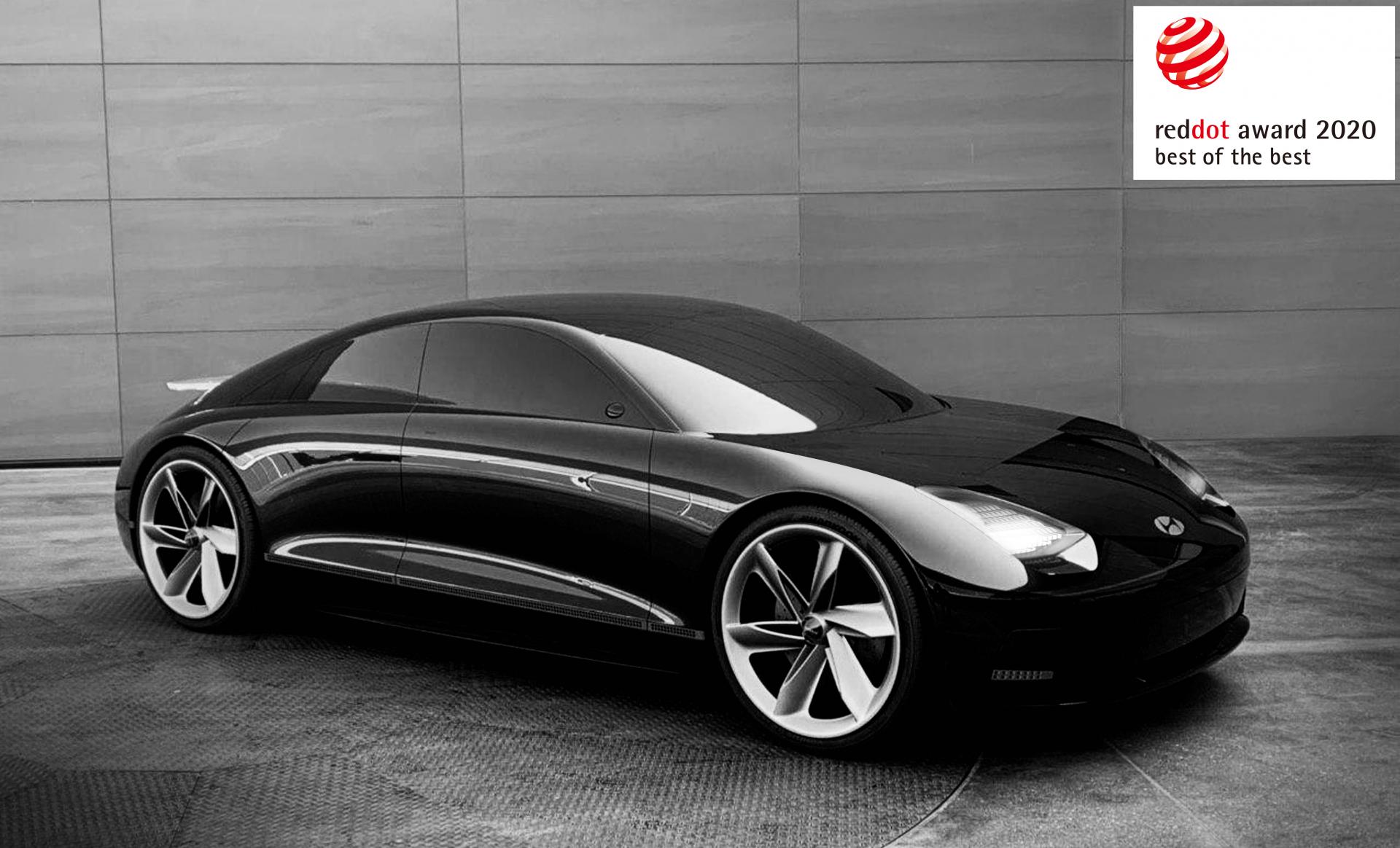 Компанія Hyundai Motor отримала три нагороди Red Dot Award 2020 за концептуальний дизайн | Богдан-Авто Черкаси - фото 14